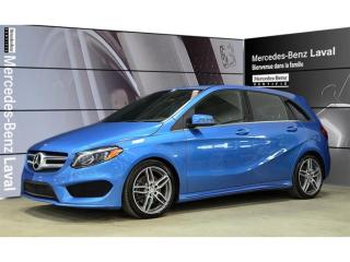 Used 2017 Mercedes-Benz B250 Awd Sports Tourer for sale in Laval, QC