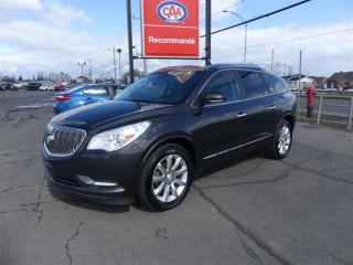 Used 2015 Buick Enclave Premium AWD for sale in Pintendre, QC