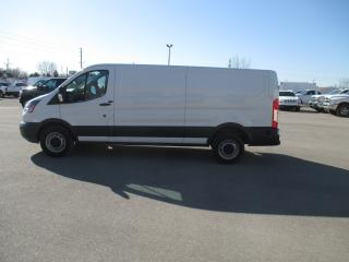 Used 2017 Ford TRANSIT-250 148 INCH,LOW ROOF for sale in London, ON