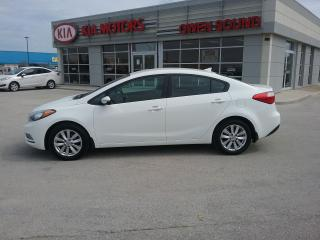 Used 2014 Kia Forte LX + for sale in Owen Sound, ON