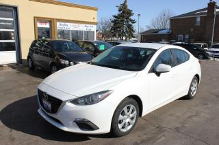 Used 2016 Mazda MAZDA3 GX for sale in Brampton, ON