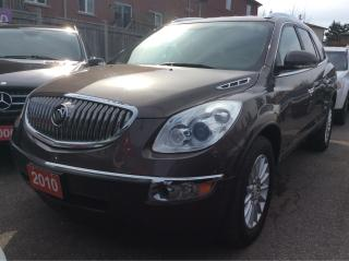 Used 2010 Buick Enclave CX/7Seats/Bluetooth/AUX/Fog Lights/Alloys for sale in Scarborough, ON