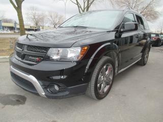 Used 2017 Dodge Journey Crossroad Awd 7 for sale in Dollard-des-ormeaux, QC