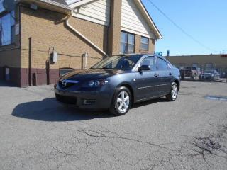 Used 2007 Mazda MAZDA3 GS for sale in Etobicoke, ON