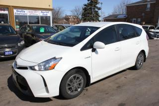 Used 2016 Toyota Prius v for sale in Brampton, ON