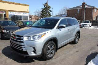Used 2017 Toyota Highlander LE for sale in Brampton, ON