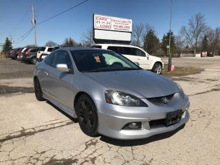 Used 2006 Acura RSX Premium w/Leather for sale in Komoka, ON