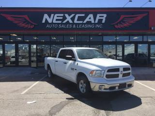 Used 2017 Dodge Ram 1500 CREW CAB OUTDOORS MAN PKG 4X4 ONLY 49K for sale in North York, ON