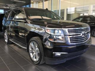 Used 2016 Chevrolet Tahoe LTZ, FULLY LOADED, ACCIDENT FREE for sale in Edmonton, AB