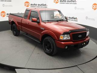 Used 2008 Ford Ranger Sport 4dr 4x2 Super Cab Styleside 6 ft. box 125.7 in. WB for sale in Red Deer, AB