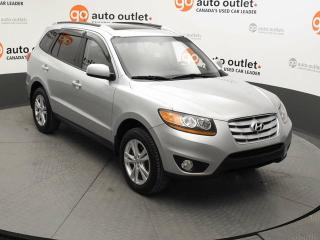 Used 2010 Hyundai Santa Fe GL SPORT for sale in Red Deer, AB