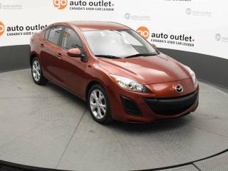 Used 2011 Mazda MAZDA3 GX for sale in Red Deer, AB