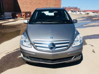 Used 2006 Mercedes-Benz B200 Turbo for sale in Brampton, ON