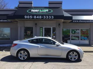 Used 2010 Hyundai Genesis Coupe Premium for sale in Mississauga, ON