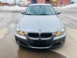Used 2011 BMW 3 Series 328i xDrive for sale in Brampton, ON