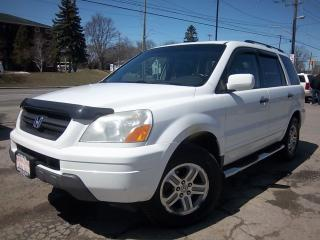 Used 2005 Honda Pilot EX-L for sale in Whitby, ON
