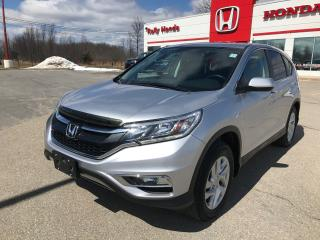 Used 2015 Honda CR-V EX-L for sale in Smiths Falls, ON
