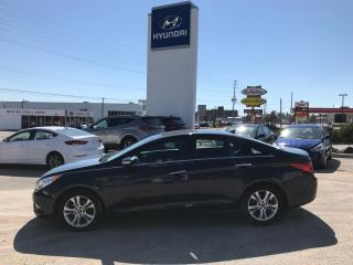 Used 2013 Hyundai Sonata Limited/Nav for sale in North Bay, ON