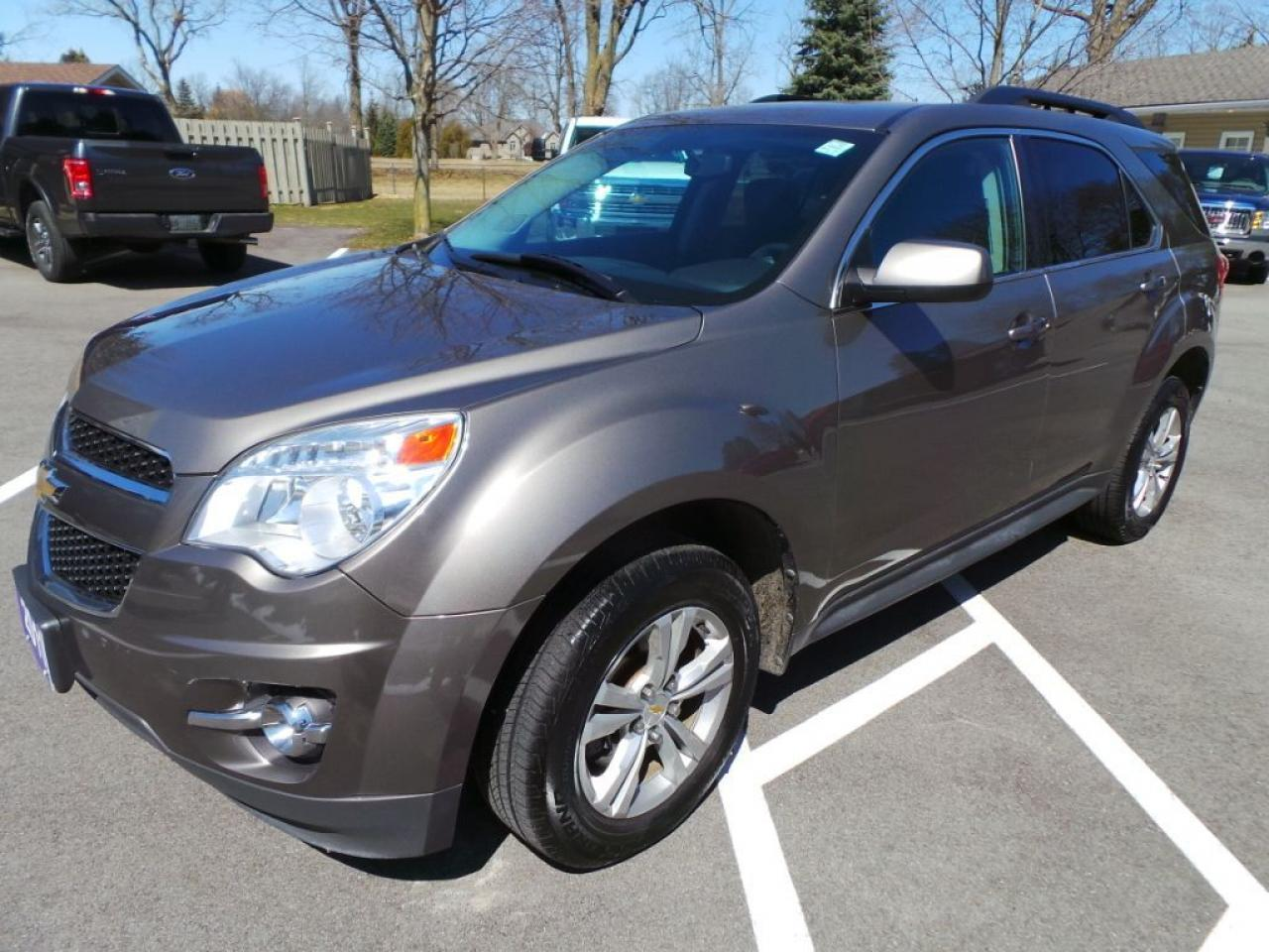 "2011 Chevrolet Equinox 1LT, 2.4L 4 CYL, 17""ALLOYS"