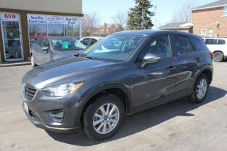 Used 2016 Mazda CX-5 GX AWD for sale in Brampton, ON