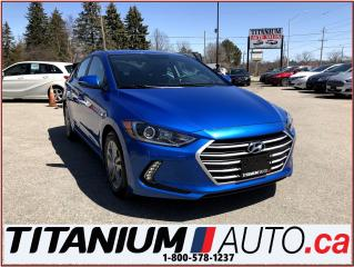 Used 2017 Hyundai Elantra GL+Camera+Blind & Cross Traffic+Heated Wheel & Sea for sale in London, ON