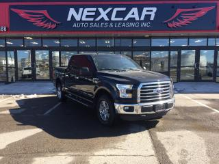 Used 2016 Ford F-150 XTR CREW CAB AUT0 4X4 ONLY 47K for sale in North York, ON