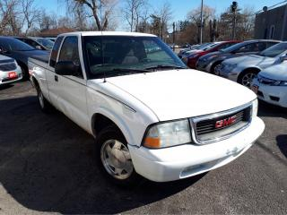 Used 2003 GMC Sonoma SL for sale in Scarborough, ON