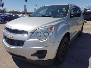 Used 2011 Chevrolet Equinox LS for sale in Gatineau, QC