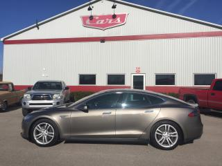 Used 2015 Tesla Model S 90D for sale in Tillsonburg, ON
