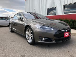 Used 2015 Tesla Model S 90D for sale in Tillsonburg, ON