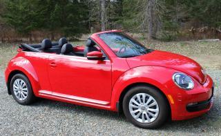 Used 2015 Volkswagen Beetle Trendline+ for sale in Black Creek, BC