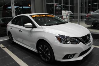 Used 2017 Nissan Sentra SR TURBO CVT *CUIR-TOIT-GPS* for sale in Lévis, QC