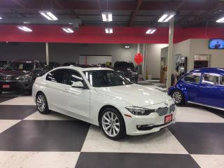 Used 2013 BMW 320i 320I XDRIVE PREMIUM PKG AUT0 LEATHER SUNROOF 75K for sale in North York, ON