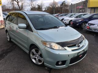 Used 2006 Mazda MAZDA5 GS/AUTO/SUNROOF/ALLOYS/LOADED! for sale in Scarborough, ON