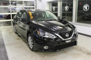 Used 2016 Nissan Sentra SR PREMIUM *CUIR-TOIT-GPS* for sale in Lévis, QC