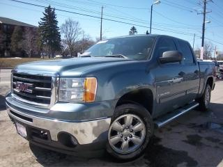 Used 2009 GMC Sierra 1500 SLE for sale in Whitby, ON
