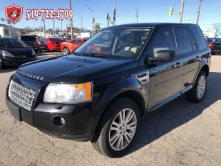 Used 2010 Land Rover LR2 HSE/NO ACCIDENT/CERTIFIED/WARRANTY INCLUDED for sale in Cambridge, ON