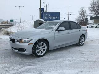 Used 2014 BMW 3 Series Xdrive for sale in Chateau-richer, QC