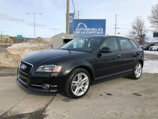 Used 2012 Audi A3 for sale in Chateau-richer, QC