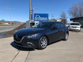 Used 2015 Mazda MAZDA3 Sport for sale in Chateau-richer, QC