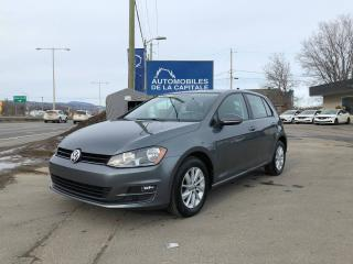 Used 2015 Volkswagen Golf TDI Comfortline for sale in Chateau-richer, QC