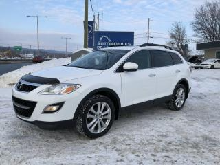Used 2012 Mazda CX-9 GT for sale in Chateau-richer, QC