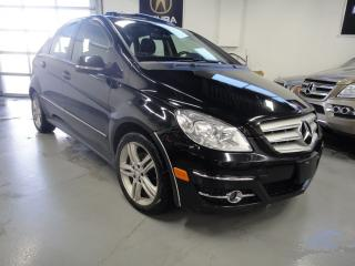 Used 2009 Mercedes-Benz B-Class |TURBO|PANO SUNROOF|VERY CLEAN| for sale in North York, ON