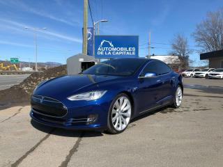 Used 2016 Tesla Model S 85D for sale in Chateau-richer, QC