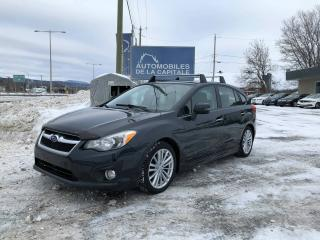 Used 2012 Subaru Impreza Limited for sale in Chateau-richer, QC