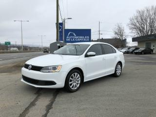 Used 2014 Volkswagen Jetta for sale in Chateau-richer, QC