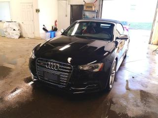 Used 2015 Audi S5 Technik for sale in Scarborough, ON