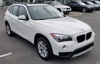 Used 2014 BMW X1 Xdrive28i Very Low for sale in Dorval, QC
