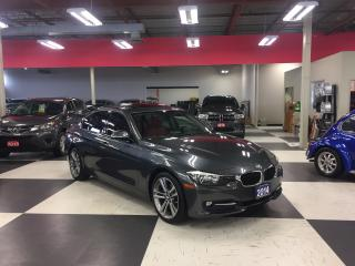 Used 2014 BMW 320i 320I X DRIVE SPORT PKG AUT0 LEATHER SUNROOF 129K for sale in North York, ON