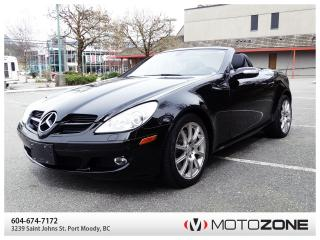 Used 2005 Mercedes-Benz SLK350 3.5L for sale in Port Moody, BC